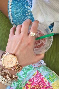 @lillypulitzer & Starbucks