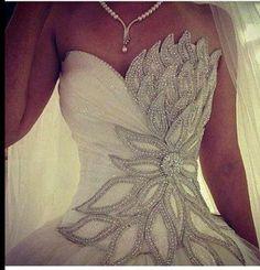 Vestidos, corpete, noivas, véu, casamento, branco, colar, acessório, corpete, brilho