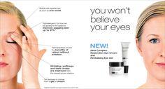 PCA SKIN® Ideal Complex Revitalizing Eye Gel and Restorative Eye Cream