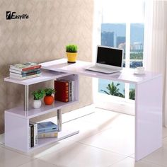 Wrap Around Office Desk