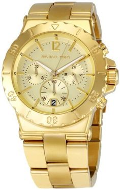 Michael Kors Goldtone Watch MK5313 ** This is an Amazon Associate's Pin. You can find more details by visiting this Amazon Affiliate link.