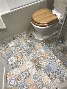 Vinyl is easily one of the most versatile types of flooring. While vinyl floors are easy to care … Bathroom Flooring Options, Vinyl Flooring Bathroom, Vinyl Tiles, Vinyl Plank Flooring, Bathroom Floor Tiles, Choices Flooring, Bathroom Installation, Small Bathroom, Bathrooms