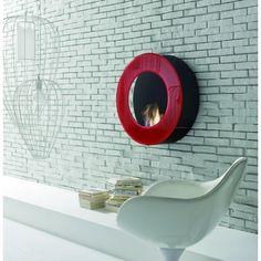 Buenas soluciones para decorar paredes | Chimeneas bioetanol | www.lovter.es