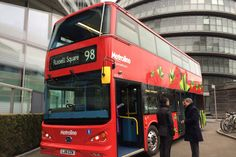 The world's first fully electric double-decker bus was today unveiled a month before it goes into service on London's roads. Transport bosses gathered outside City Hall for a first look at the large red vehicle, which is expected to cost in excess of £350,000. The near-silent bus is the latest addition to Transport for London's  fleet since the launch of the New Bus for London, Routemaster revivals that were criticised for being too hot in summ