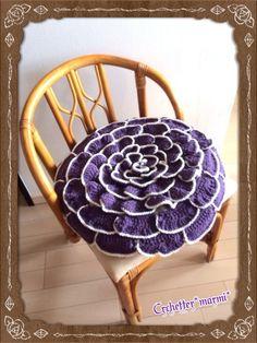 『≪お花が〜笑った〜♪ 紫のバラのかぎ…』
