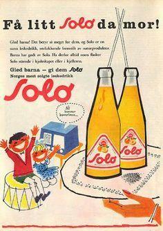 Soda & Softdrink Saturday – Solo