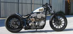 bobberinspiration:  Harley-Davidson sportster bobber
