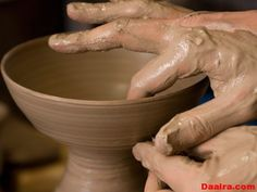 Pottery in Pakistan | Daaira Christian Videos, Christian Music, Christian Artist, Learning To Pray, Creative Class, Fire Clay, Spiritual Practices, Praise And Worship, Word Of God