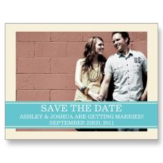 #wedding save the dates