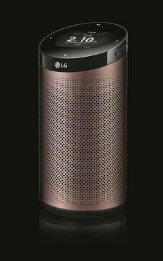LG unveils SmartThingQ Hub, A Smart Home Hub and a Wireless Speaker