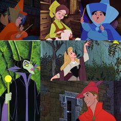 #SleepingBeauty #Disney