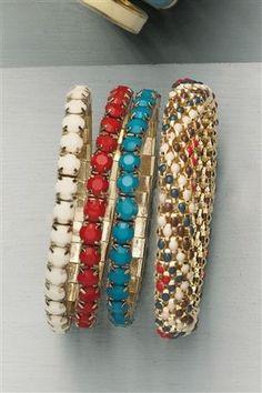 Beaded Expanders Summer Sun, Bag Accessories, Scarves, Beaded Bracelets, Sea, Jewellery, Boho, My Style, Shopping