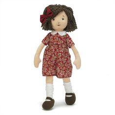 Muñeca de trapo 'Lucy-Mae' 30cm de la marca Jellycat. ¡En la tienda My Little Place! www.mylittleplace.es
