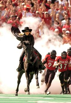 Texas Tech Red Raiders♥...Lubbock, Texas