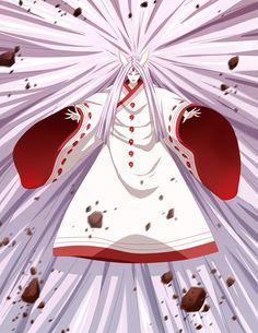 Naruto 679- Kaguya Ootsutsuki by S-I-M-C-A.deviantart.com on @deviantART