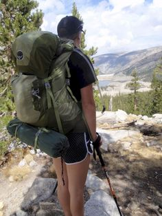 35  Best Women Hiking Backpacking Gear Ideas | Hiking backpack