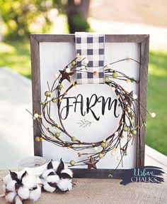 Create this beautiful Farm House Inspired board for your home or for a gift! Made by Urban Chalks. Create this beautiful Farm House Inspired board for your home or for a gift! Made by Urban Chalks. Chalk Crafts, Wood Crafts, Paper Crafts, Lancaster, Crafts To Sell, Diy Crafts, Creative Crafts, Houston, Chalk Design