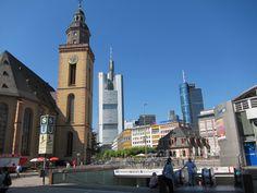 Frankfurt Germany, San Francisco Ferry, Maine, Europe, Building, Travel, Scouts, Human Settlement, Communities Unit