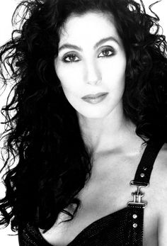 Cher (I adore her acting way more than her music.)
