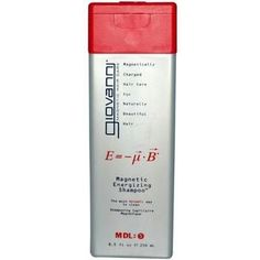 Giovanni Magnetic Energizing Shampoo (1x8.5 Oz)