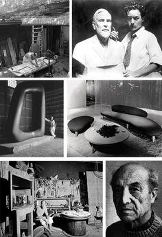 Noguchi, A Calfornia Legacy Art Exhibit in Laguna Beach | Modernica Blog