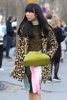Paris Fashion Week is here! Check out these amazing street style snaps...