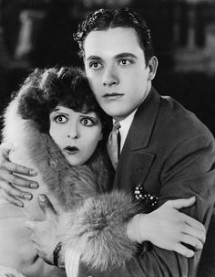 Clara Bow & Charles 'Buddy' Rogers in Get Your Man (1927)