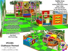 International Play designs, manufactures , installs Commercial Indoor Playground Equipment Structures, Interactive Play for Children's Ministries