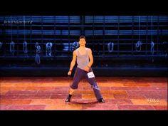 Chehon Wespi-Tschopp - SYTYCD Season 9 (NY Auditions)