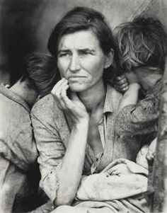 DOROTHEA LANGE (1895-1965) Migrant Mother, Nipomo, California, 1936