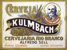 Cervejaria Rio Branco - Cerveja Kulmbach (Rancho Queimado/SC)