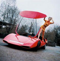 1970 Abarth 2000 Prototipo