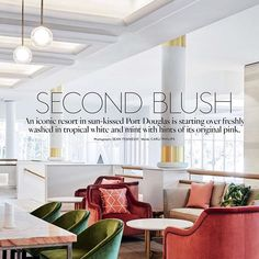 Our Sheraton Mirage project featured in this Months Belle! We gave the hotel a 'second blush' with a fresh contemporary take on the original palette. Thanks @bellemagazineau @carliphilips featuring our take on this iconic hotel with this fabulous story #sheratonmirageportdouglas photographed by the amazing @seanfennessy #mimdesignhotel #mimdesignhospitality #hoteldesign #interiordesign #bellemagazine
