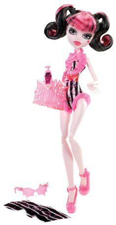 Monster High Draculaura Swim Doll - Free Shipping