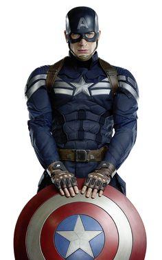 Captain America: Civil War - Cap 01 PNG by ImAngelPeabody on DeviantArt