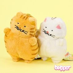 Debu Neko Plush Charm - Plush Toys - Other Products | Blippo.com - Japan & Kawaii Shop