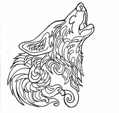 Wolves Drawings Free Cliparts That You Can Download To You