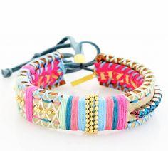 Nizhoni Pink Pastel Armband