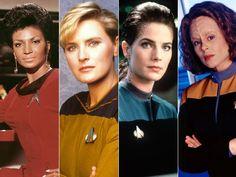 """10 Feminist Lessons We Learned From The Women Of """"Star trek"""""""