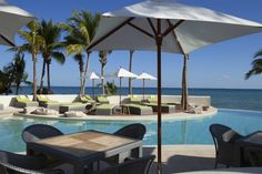 Experience the most beautiful beach and pools of any Playa del Carmen beach resorts at Mahekal, offering 800 feet of white sand beach.