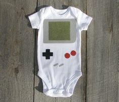 Le body façon Game Boy !