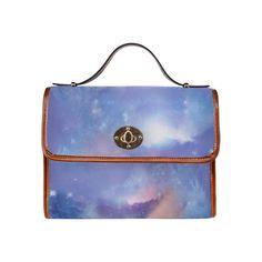Fantasy sky Waterproof Canvas Bag/All Over Print (Model Great Gifts For Mom, Bag Making, Shoulder Bags, Sky, Fantasy, Elegant, Model, Heaven, Classy