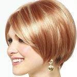 Какая дамская стрижка волос для круглого лица (41 фото) наиболее оптимальна