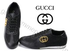 Chaussures Gucci Homme Pas Cher En Noir