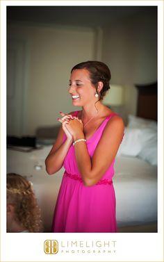 Limelight Photography, Clearwater Beach, Hyatt Regency Clearwater, Florida Weddings, Wedding Photography, Wedding Day, Beach Wedding, Bridesmaid