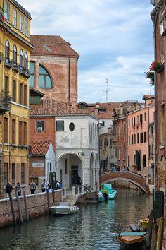 Venice, Italy by Stan Petru