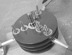 All Metal Whirligig Hub Chuck Dunbar's Whirligig Design & Development All Metal Hub Complete Plans (revised 6 Dec 2010) _____________...