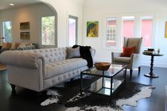 a moveable artistic feast in silverlake — Madison Modern Home