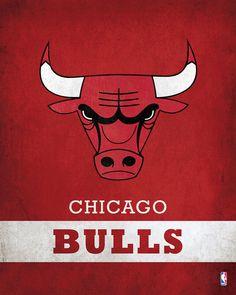 Chicago Bulls Logo $24.99