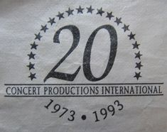 CPI  6 ASSORTED BACKSTAGE PASS LOT 1980s CONCERT PRODUCTIONS INTERNATIONAL COHL Safely Stored For Many Years   This Will be a great Gift for any Fan  Shipping will be within 2 days of your payment  All Sales are Guaranteed Satisfaction  We are Fans so we know what fans Expect  THEMIGHTYFINWAH Just Letting You Know, Saved Items, All Sale, Backstage, 1980s, Great Gifts, Fans, Concert, Concerts